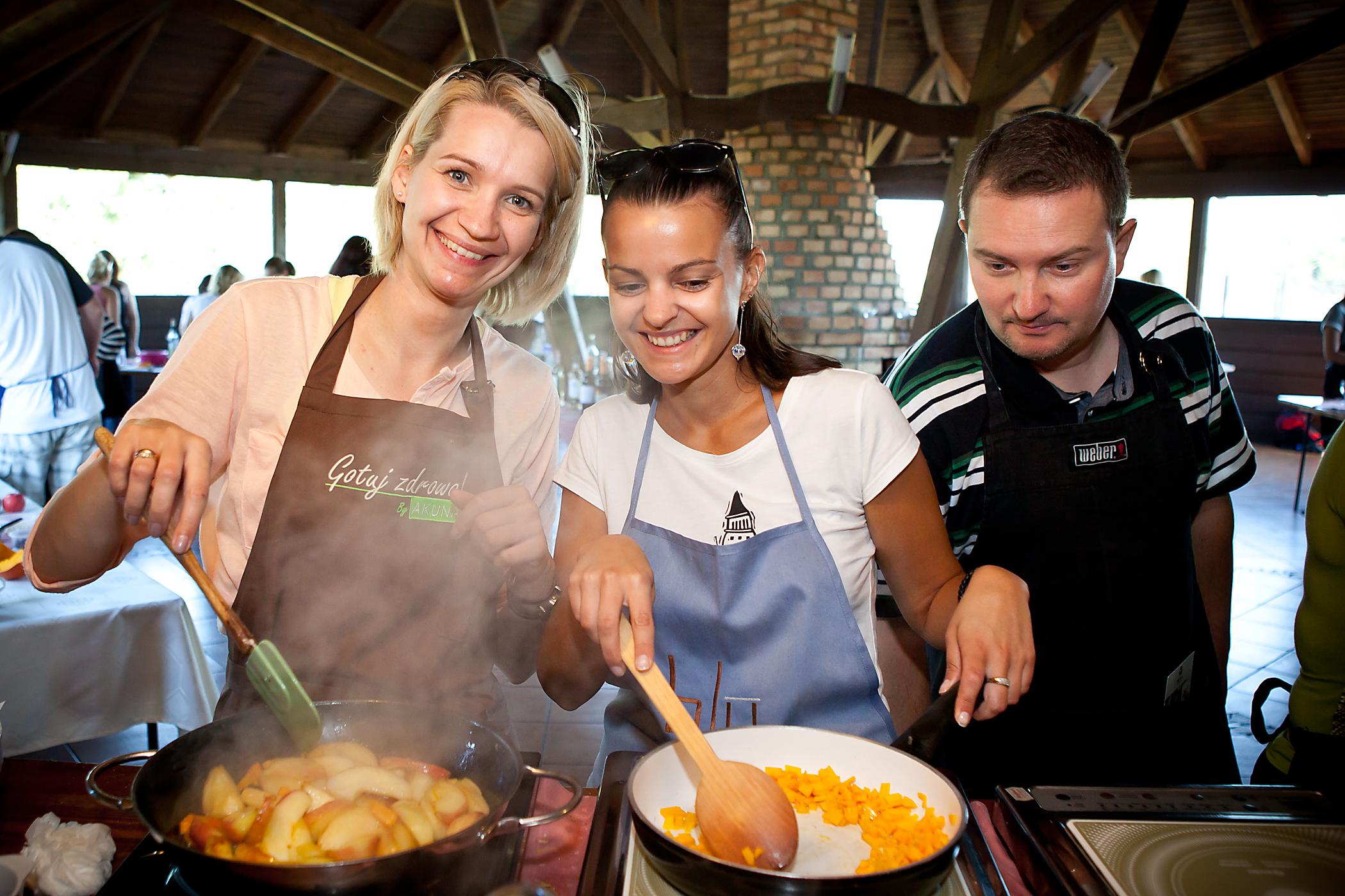warsztaty kulinarne impreza integracyjna