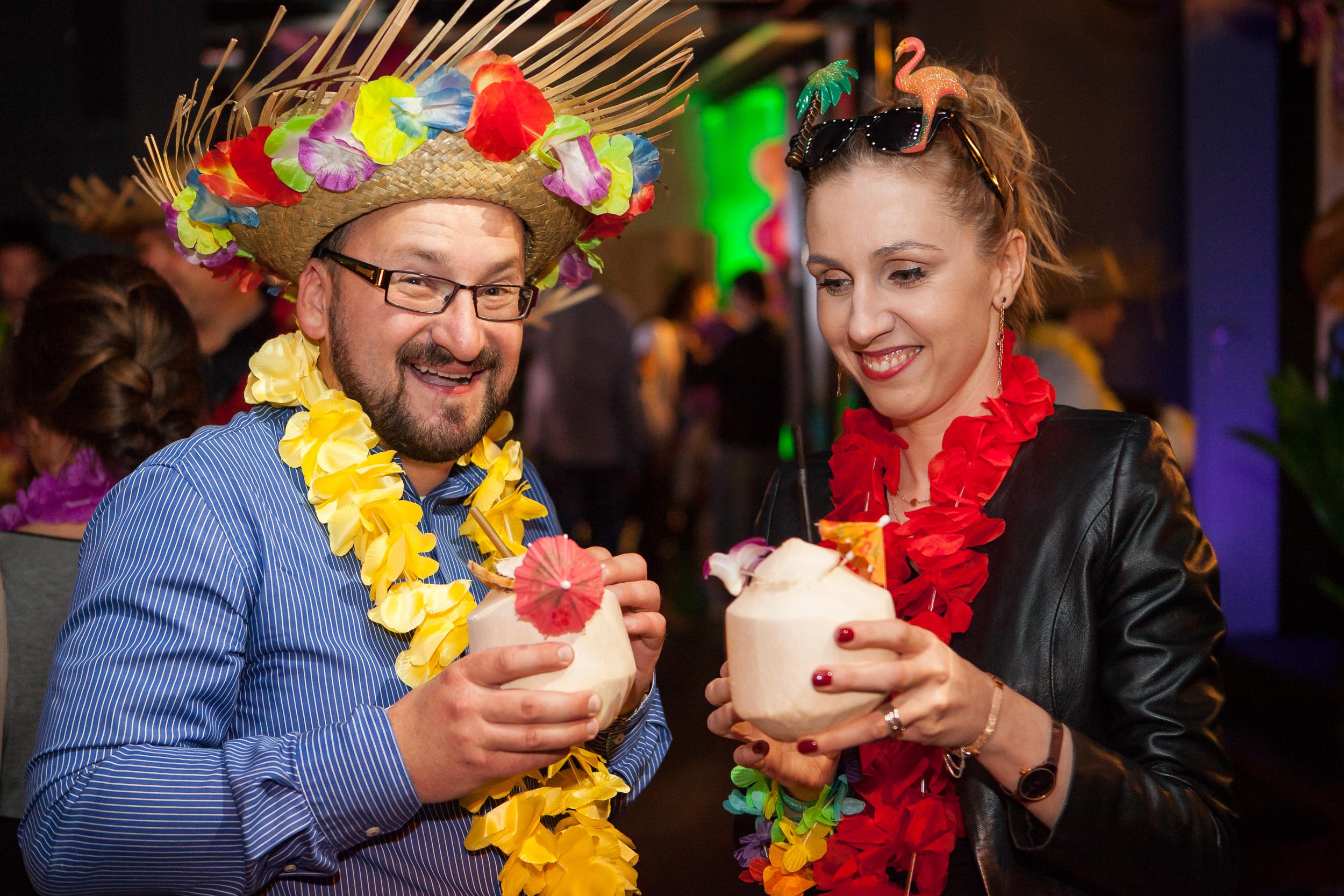 Hawajska Noc - impreza integracyjna