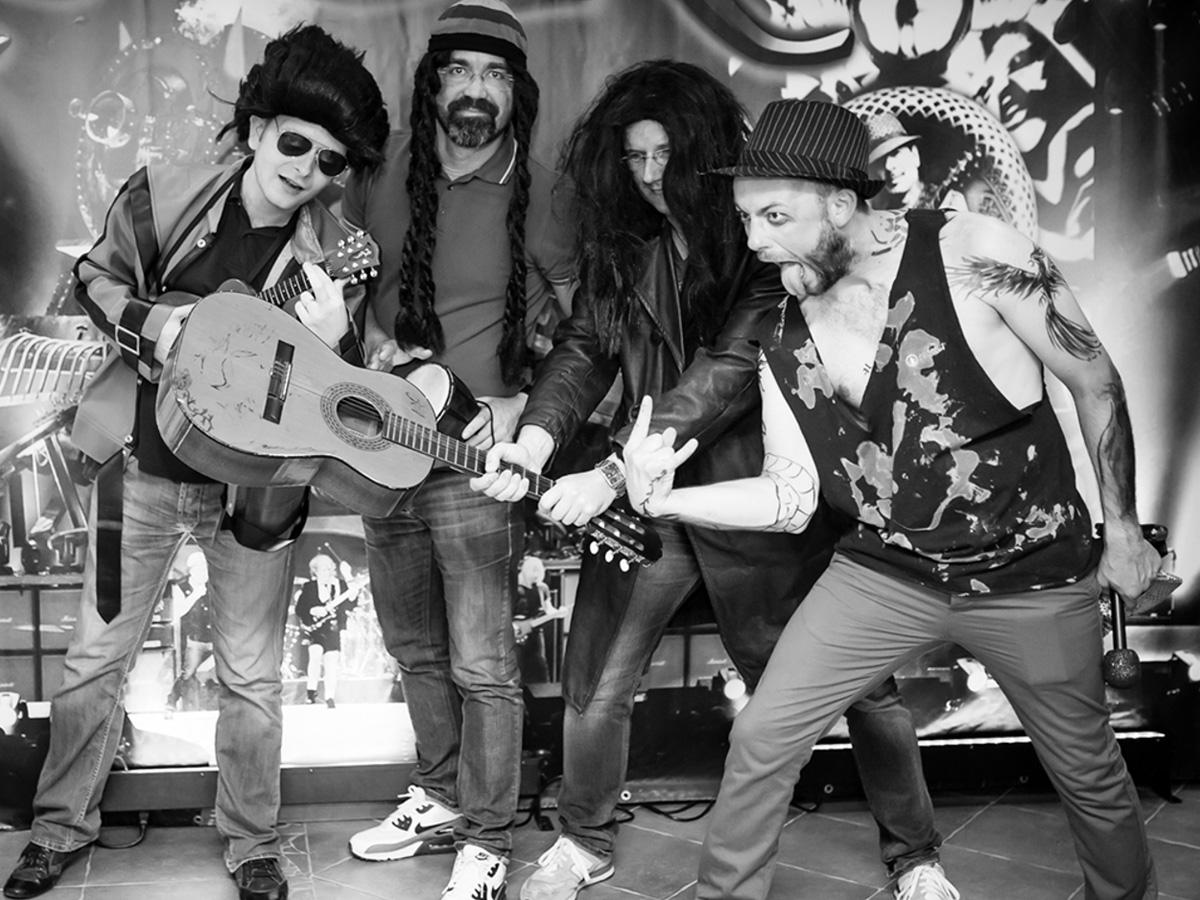 hard rock impreza integracyjna