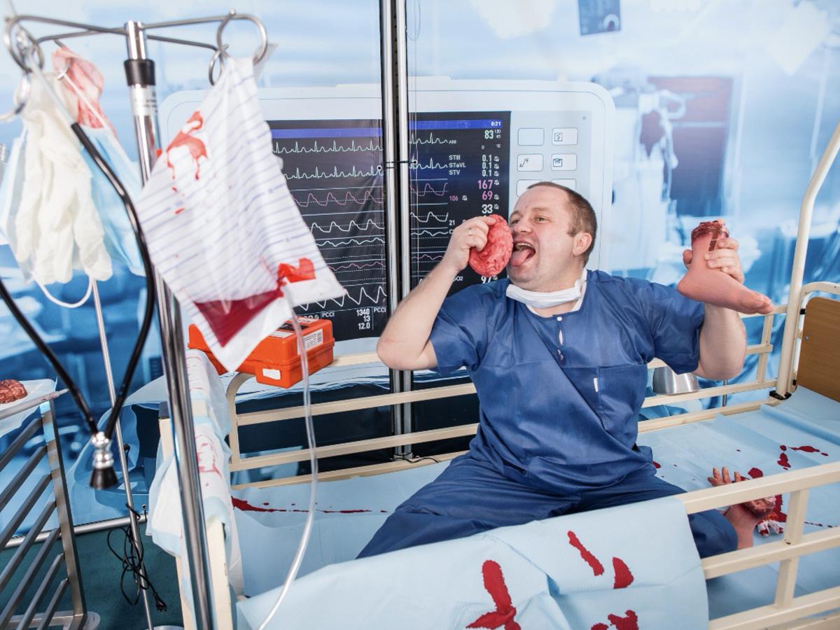 integracja szpital